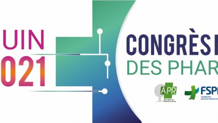 Congrès des Pharmaciens  Rdv à Lyon les 17 & 18 octobre 2020